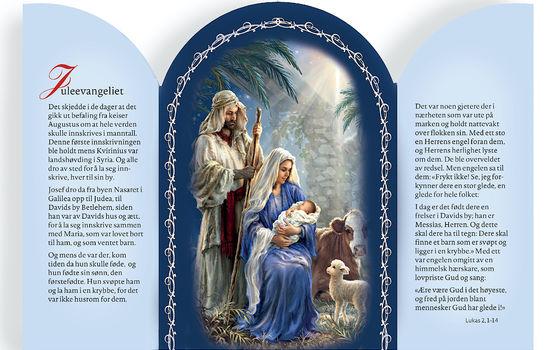 Mange spør etter kristne julekort